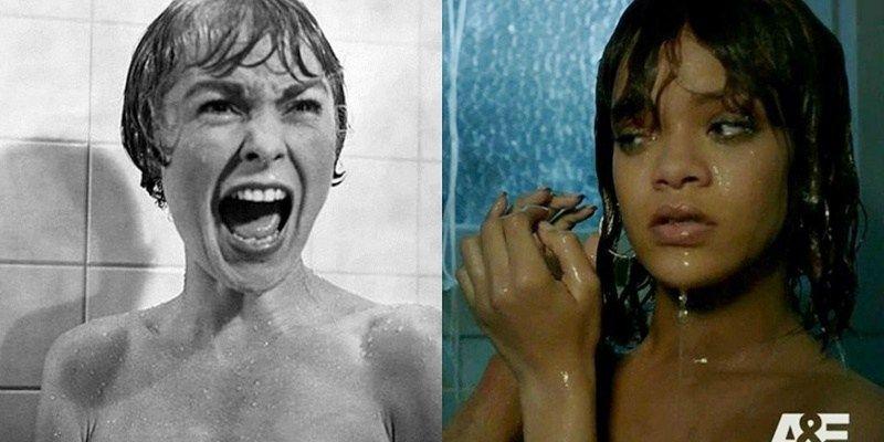Bates Motel recria cena clássica de Marion Crane no chuveiro em 'Psicose'