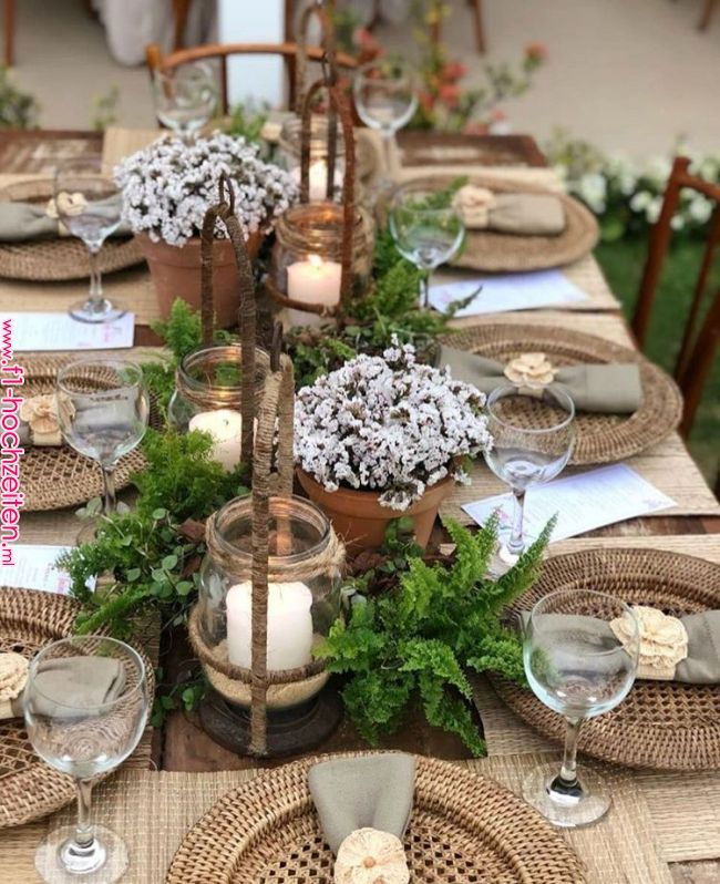 Wedding centerpieces pinterest table Wedding Centerpieces