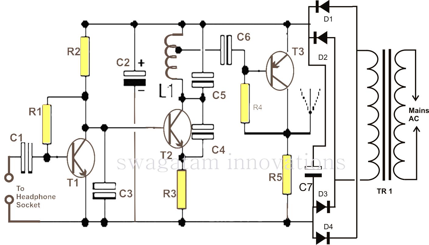Make This Wireless Speaker Circuit Your Own Radio Station Am Antenna Transmitter Page 2 Rf Circuits Nextgr Receiver Transm Thumbnail