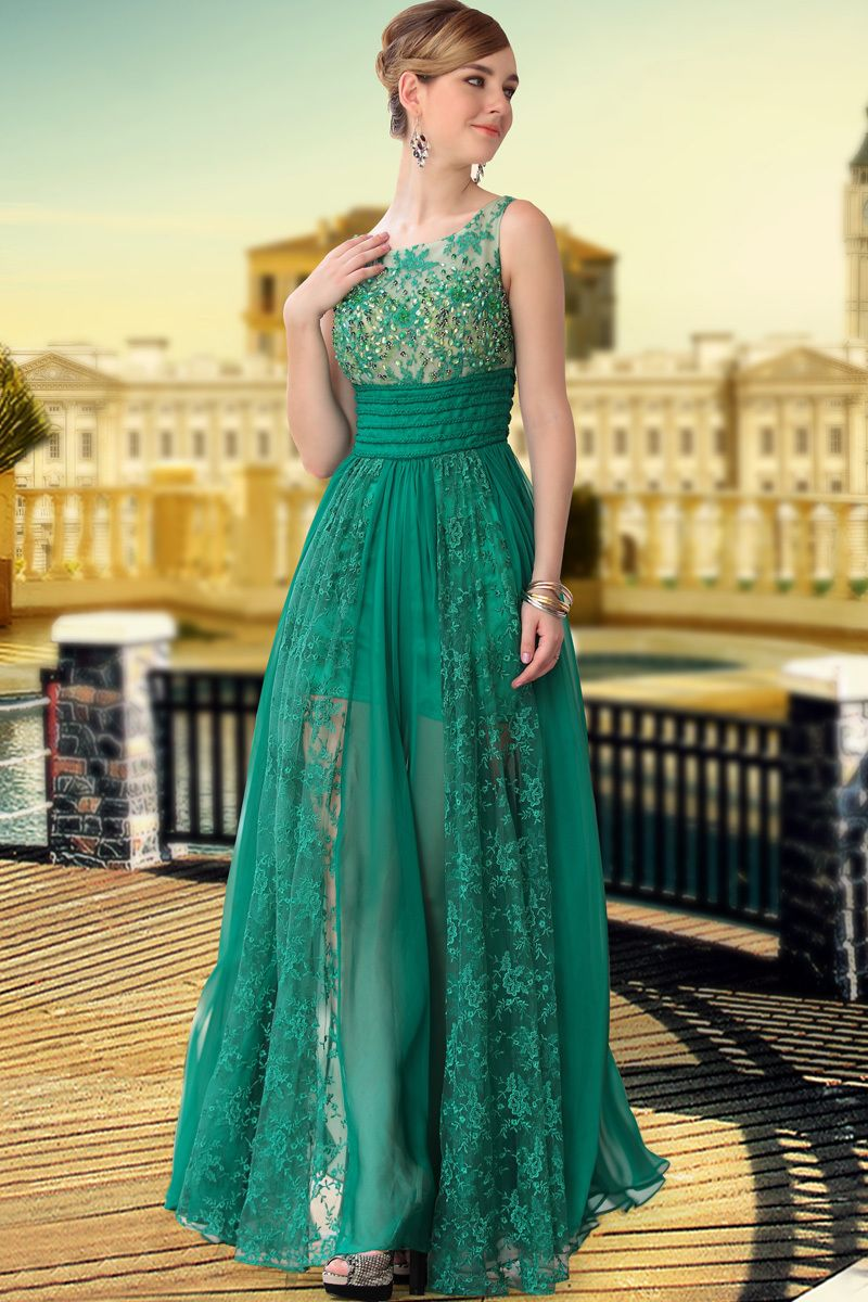 Free Shipping hot sale DORISQUEEN beaded 30650 floor length long ...