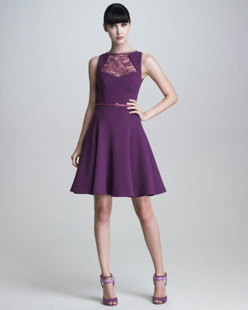Mor Abiye Elbise Modelleri Sezonun Yeni Trendi The Dress Elbise Modelleri Moda Stilleri