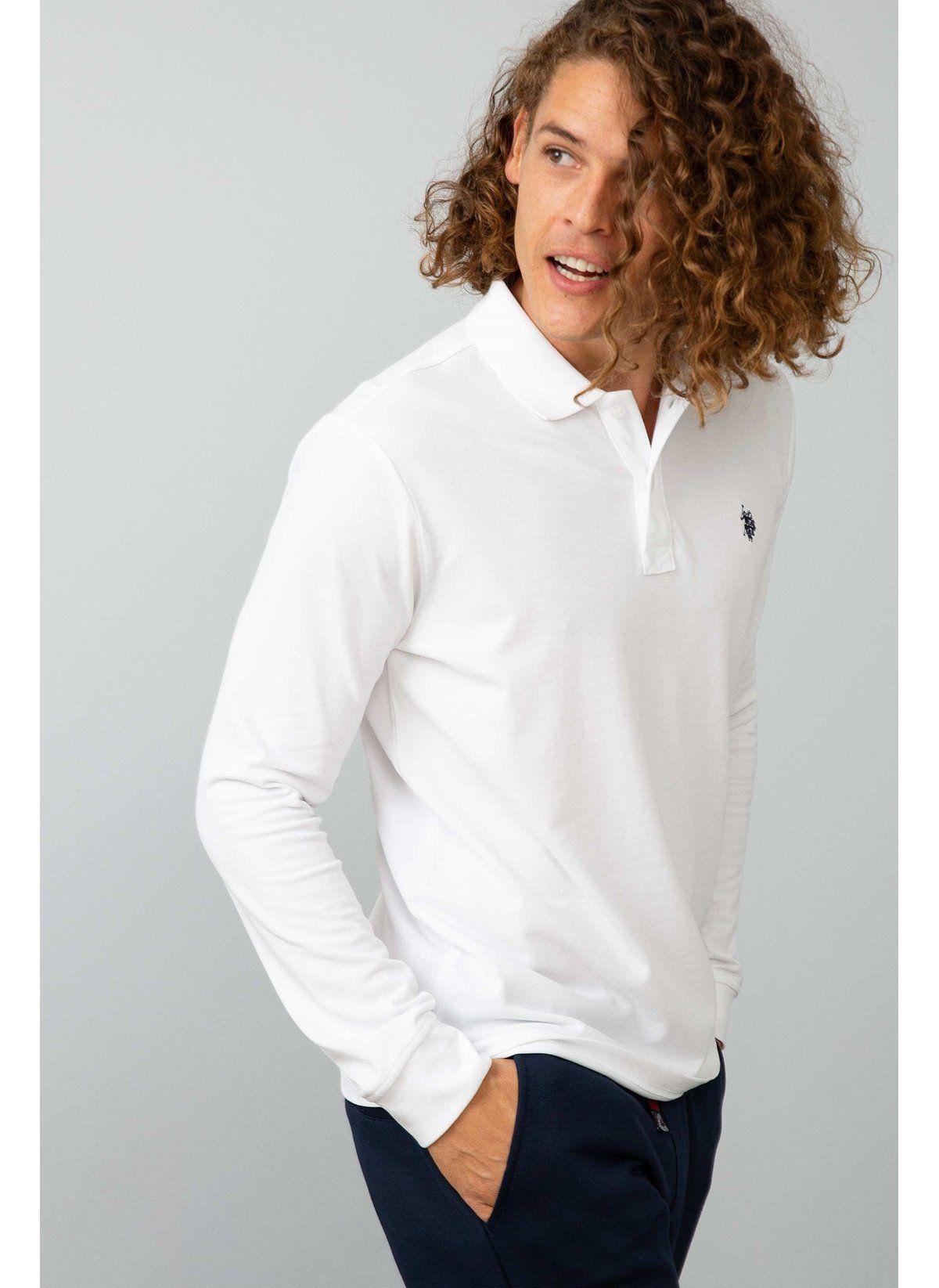 U S Polo Assn Erkek Sweatshirt Beyaz Indirimli Fiyat Morhipo 22059592 Moda Erkek Sweatshirt Polo