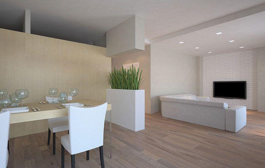 Come arredare una casa di 60 mq tante idee dal design for Arredamenti per ingresso appartamento