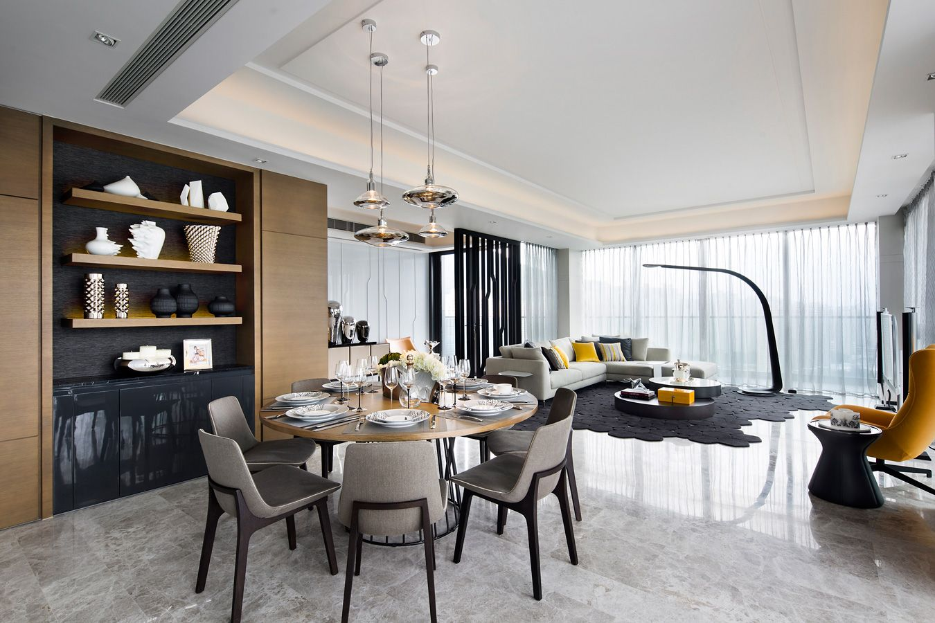 World Best Interior Design featuring Steve Leung Designers For