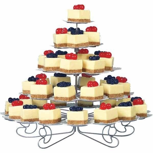 Wilton Cupcakes \'N More 38 ct LARGE DESSERT STAND Cake | Desserts ...