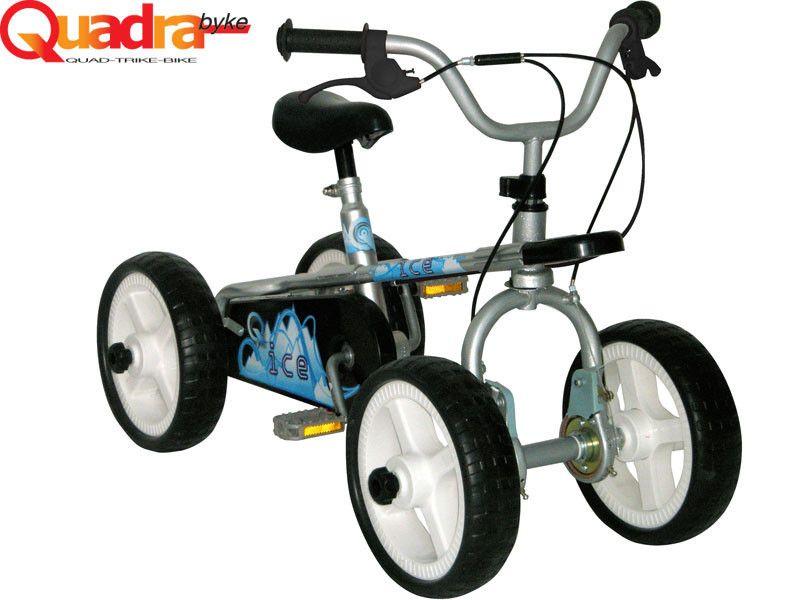 Quadra Byke Three Bikes In One Childrens Bike Ride On Toys Bike
