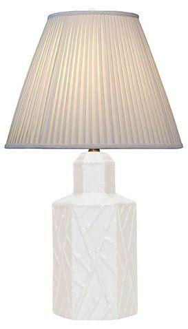 Faux Bamboo Tea Canister Table Lamp 325 00 Bamboo Tea Table Lamp Faux Bamboo