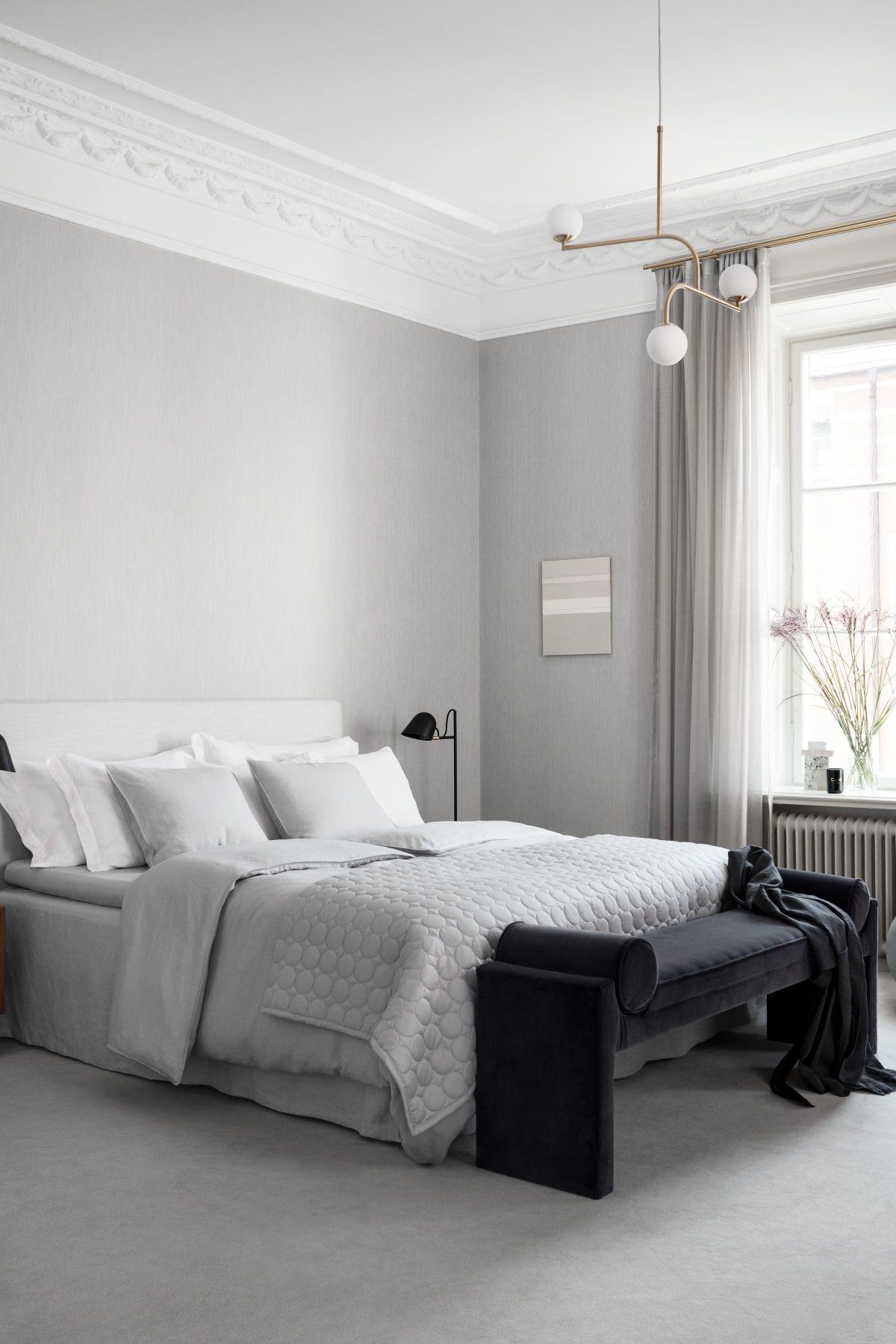 Photo of Vasket sengetøy – lysegrå –   H&M DE