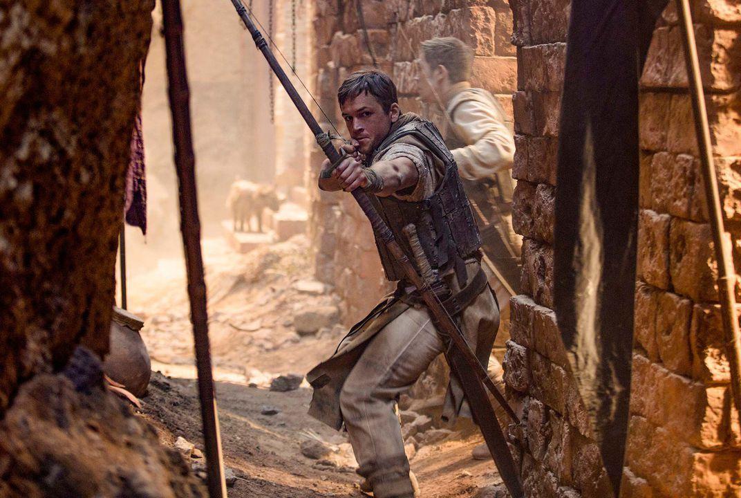 Why A New Robin Hood Arises Every Generation Robin Hood Taron Egerton Robin