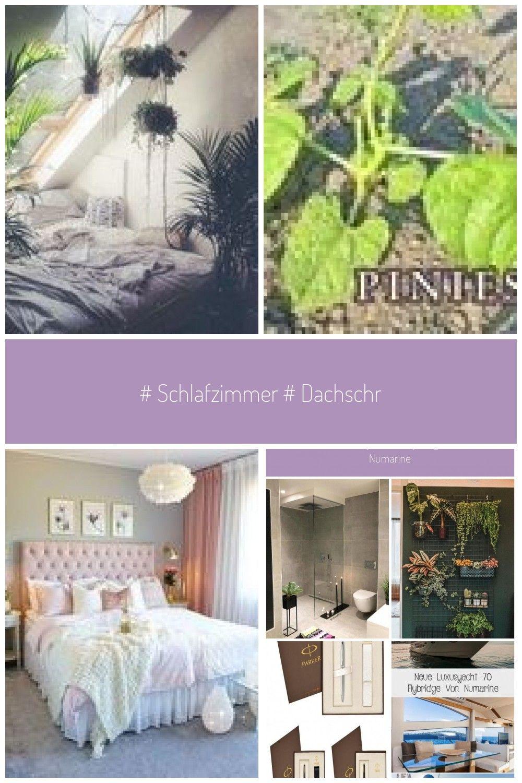 Schlafzimmer # Dachschräge # gemütlich # Pflanzen # Zimmer