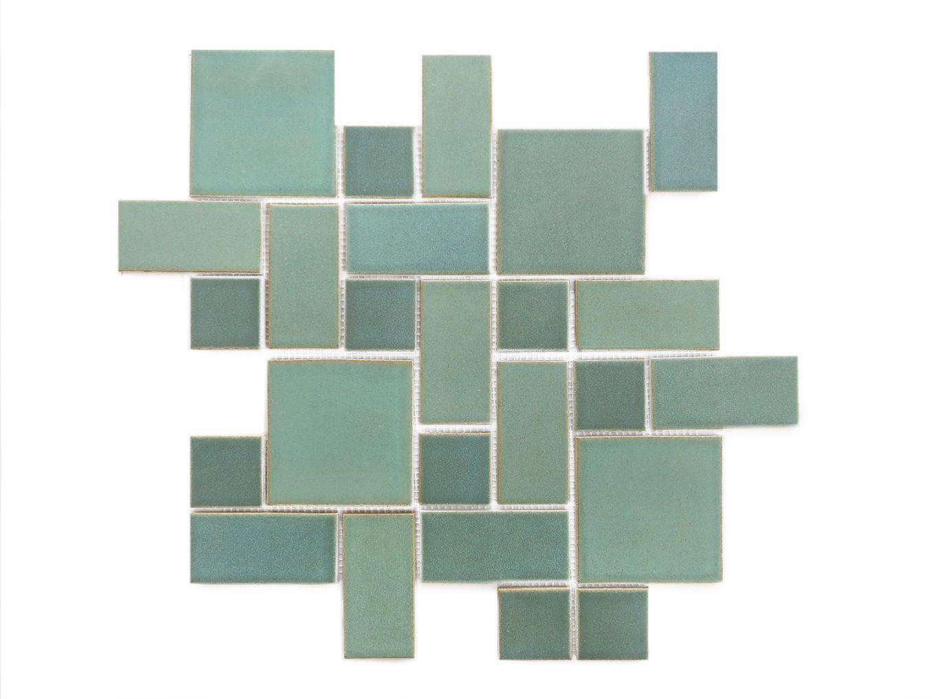 Large Craftsman Squares 913 Old Copper 913 Old Copper Craftsman Tile Craftsman Fireplace Craftsman Style