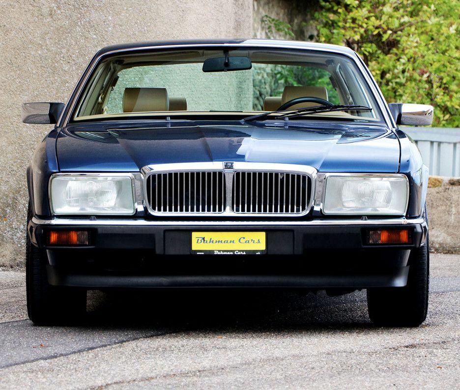 Jaguar Xj6 4 0 Sovereign Lovely Car Very Comfortable But Leaked