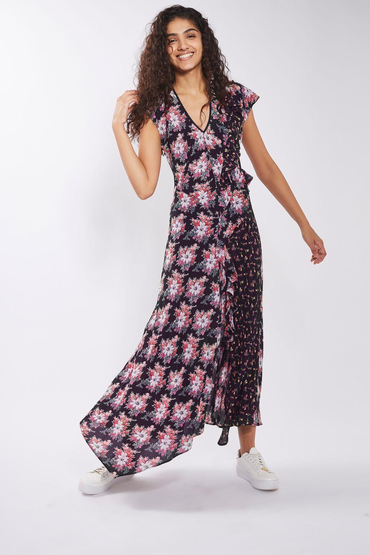 Splice Maxi Dress