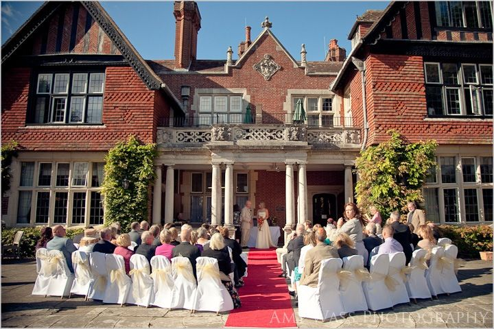 Hampshire Wedding Venue- Elmers Court Hotel In Lymington