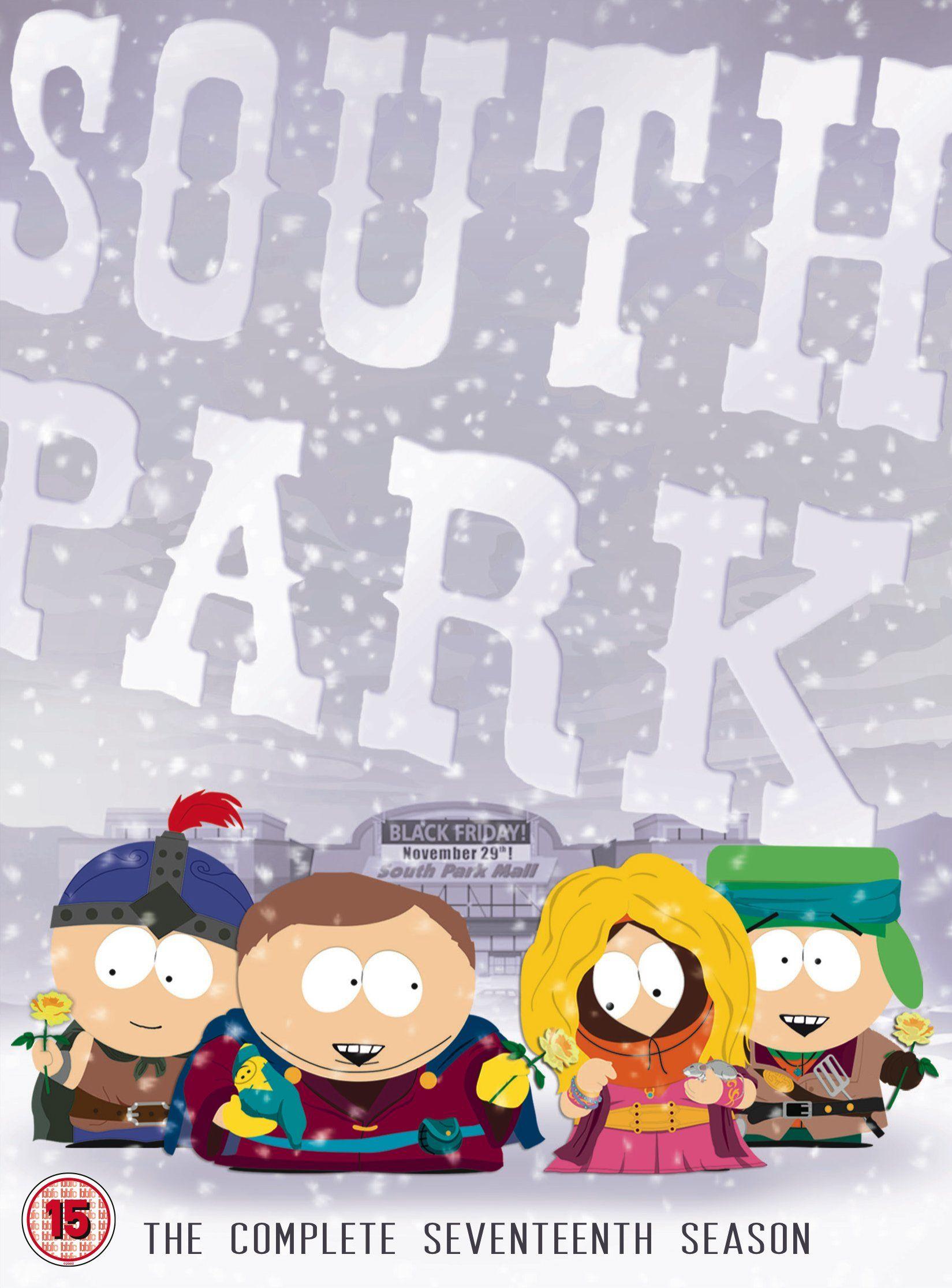 South Park: Season 17 [DVD]: Amazon.co.uk: DVD & Blu-ray