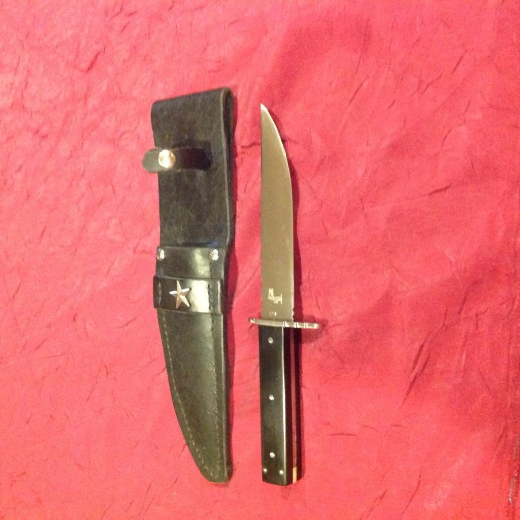 Just Handmade / Custom Knives - Listings View Phils Favorite Hunting Knife.       #handmade #knives #customknives