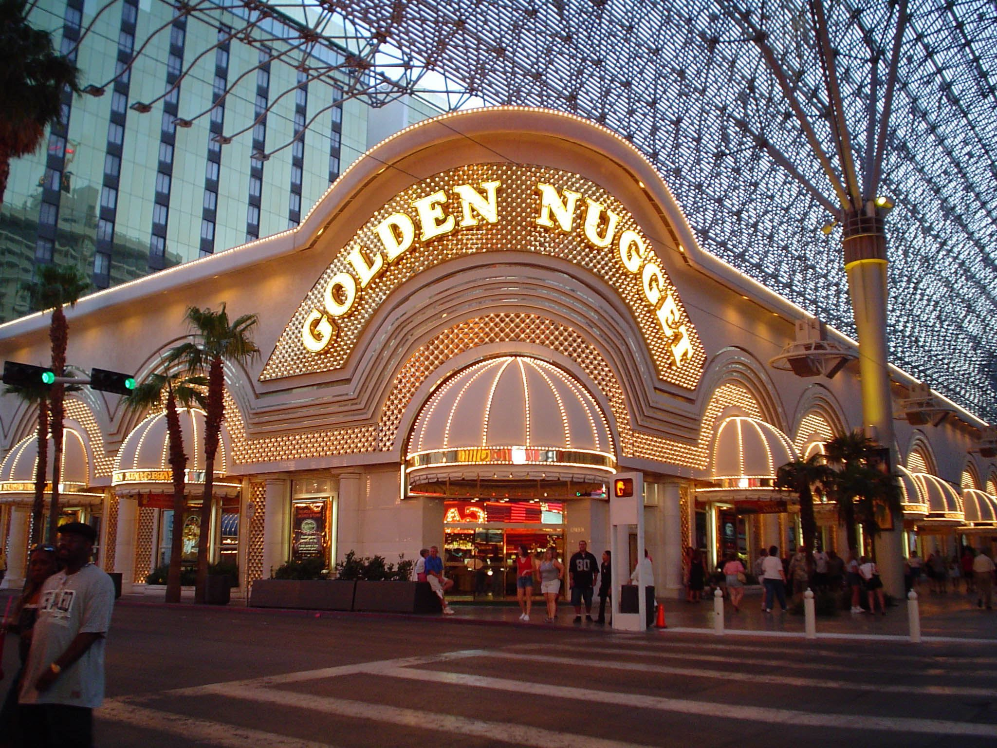 Golden nugget casino las vegas nv atlantic casino city harrahs hotel review