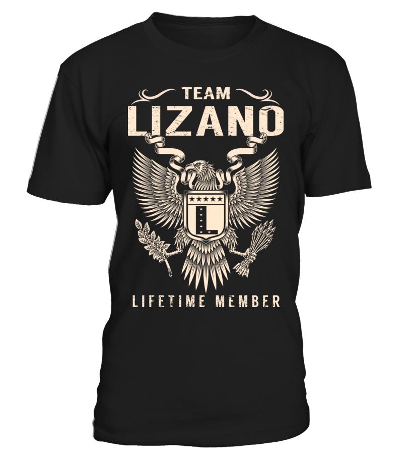 Team LIZANO - Lifetime Member
