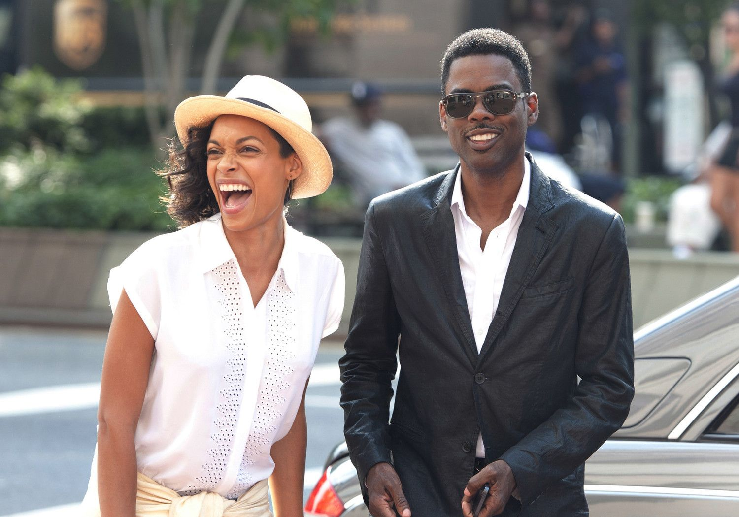 "New Red Band trailer for Chris Rock's ""Top Five"""