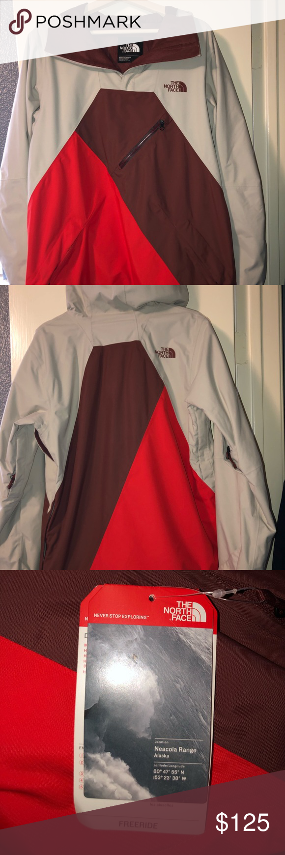 afd25099356f The North Face Dubs Anorak Jacket Small Dubs Anorak Jacket size SMALL