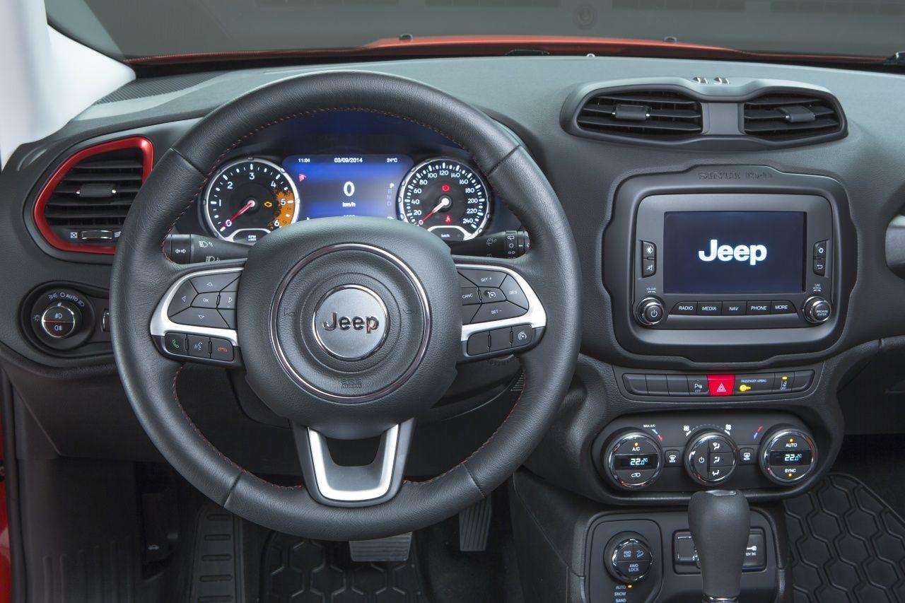 Jeep renegade trailhawk cockpit nice jeep renegade - Jeep renegade trailhawk interior ...