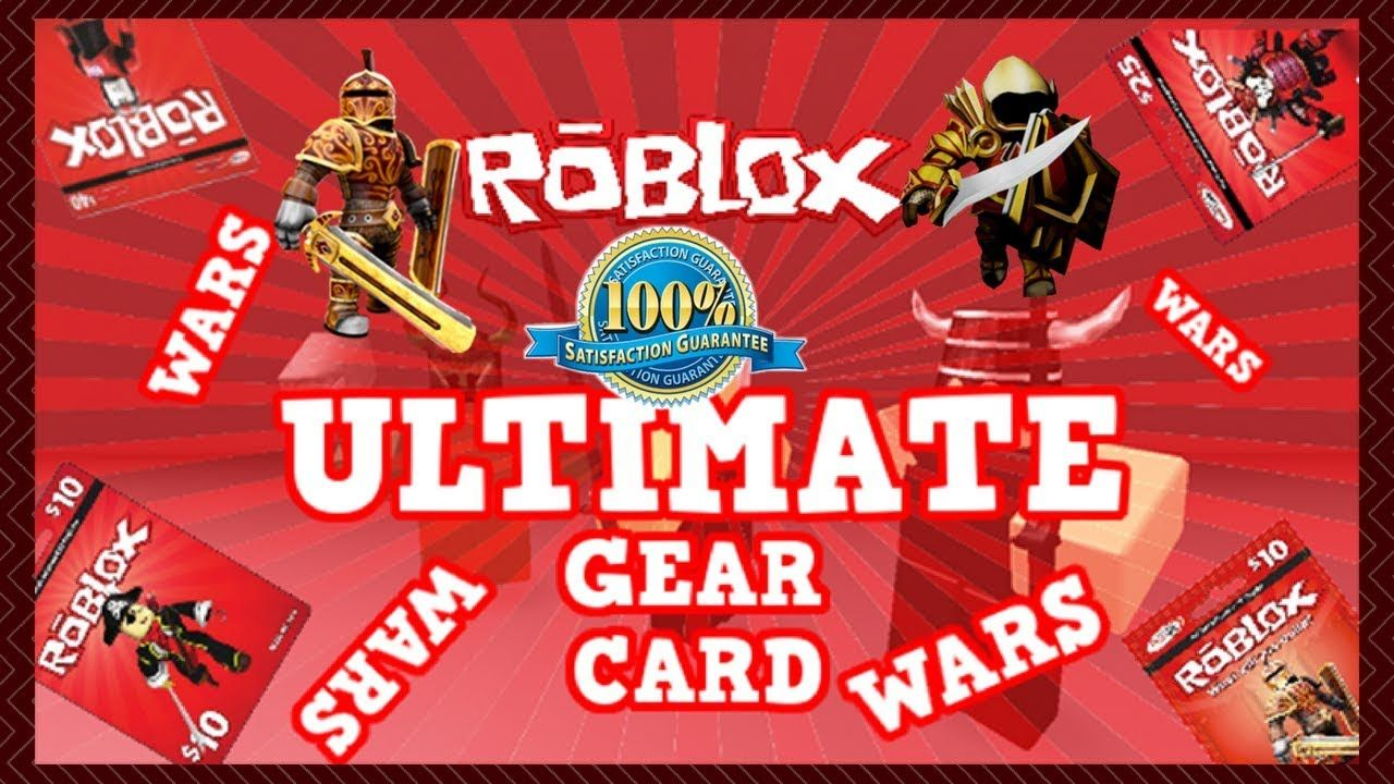 Roblox 10 Gift Card Codes