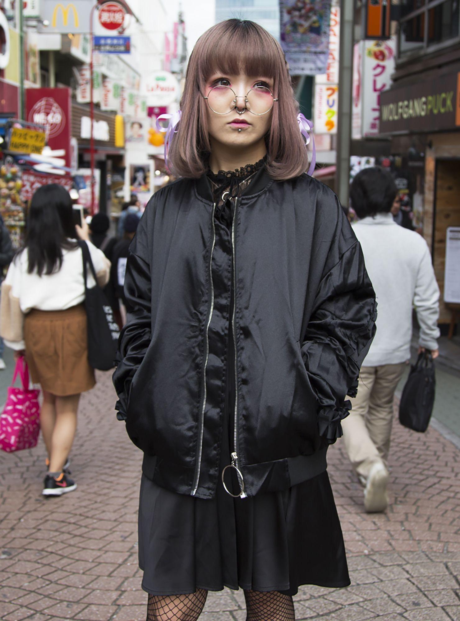 Dark Side Of Harajuku Harajuku Fashion Harajuku Girls Harajuku