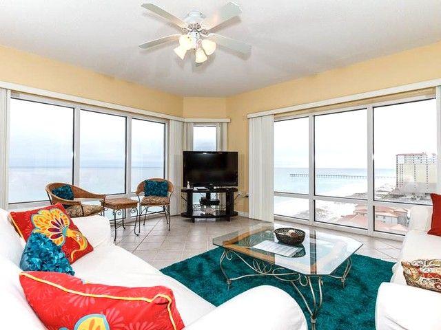 Emerald Isle Condominium 1408 in Pensacola Beach