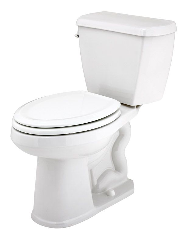 """Avalanche 17"""" ADA Elongated Gravity Fed Toilet From"""