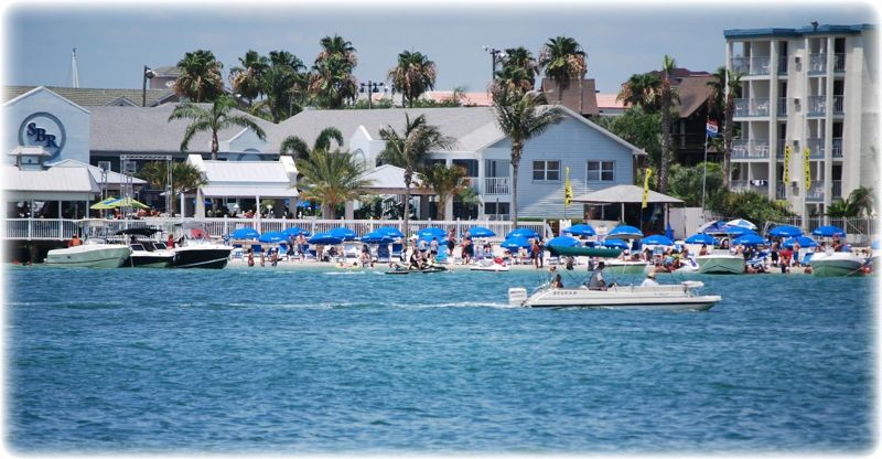 Shepherds Beach Resort In Clearwater I Love This Place