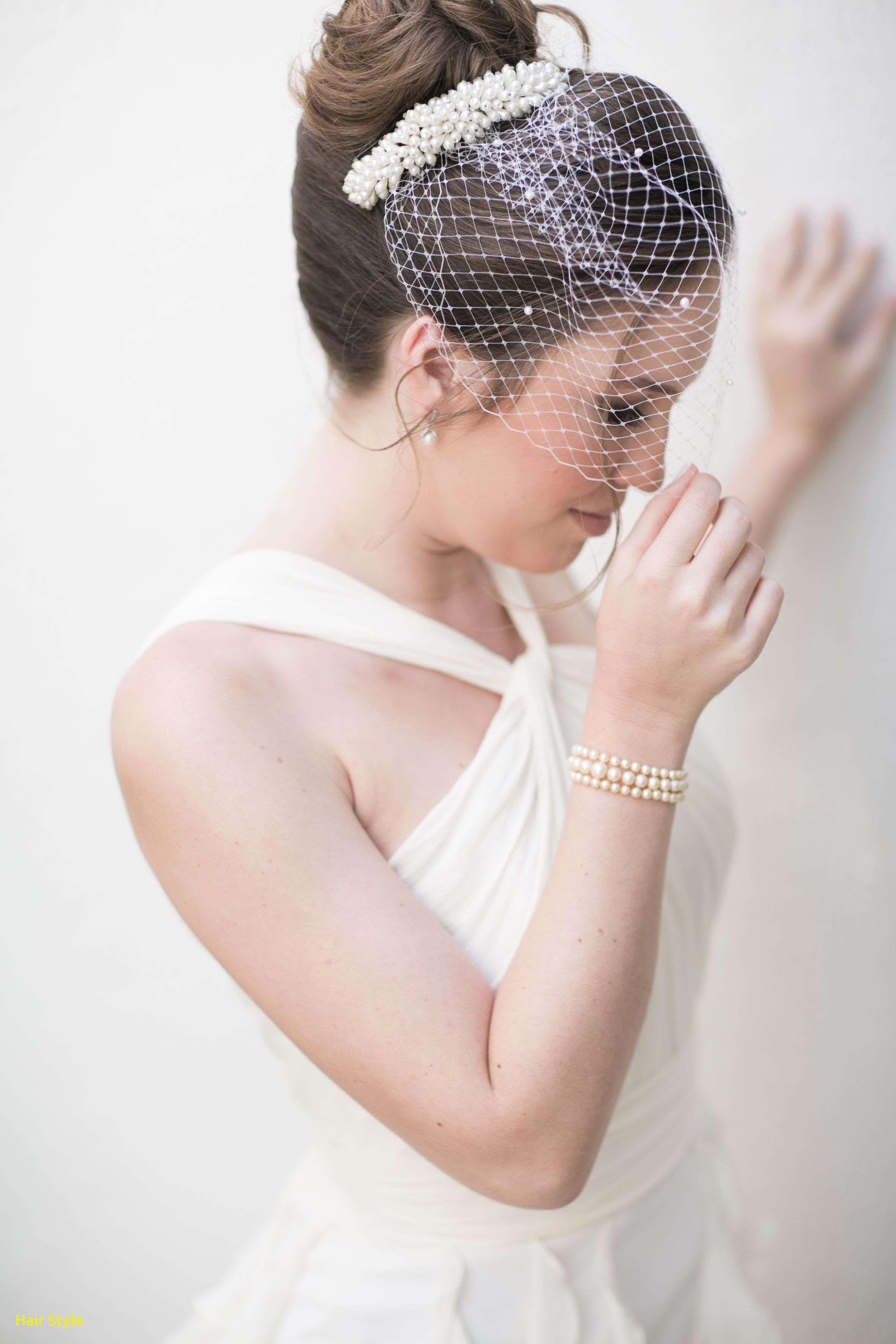 Inspirierende Hochzeit Haar Mit Schleier Wedding Haare Hochzeit