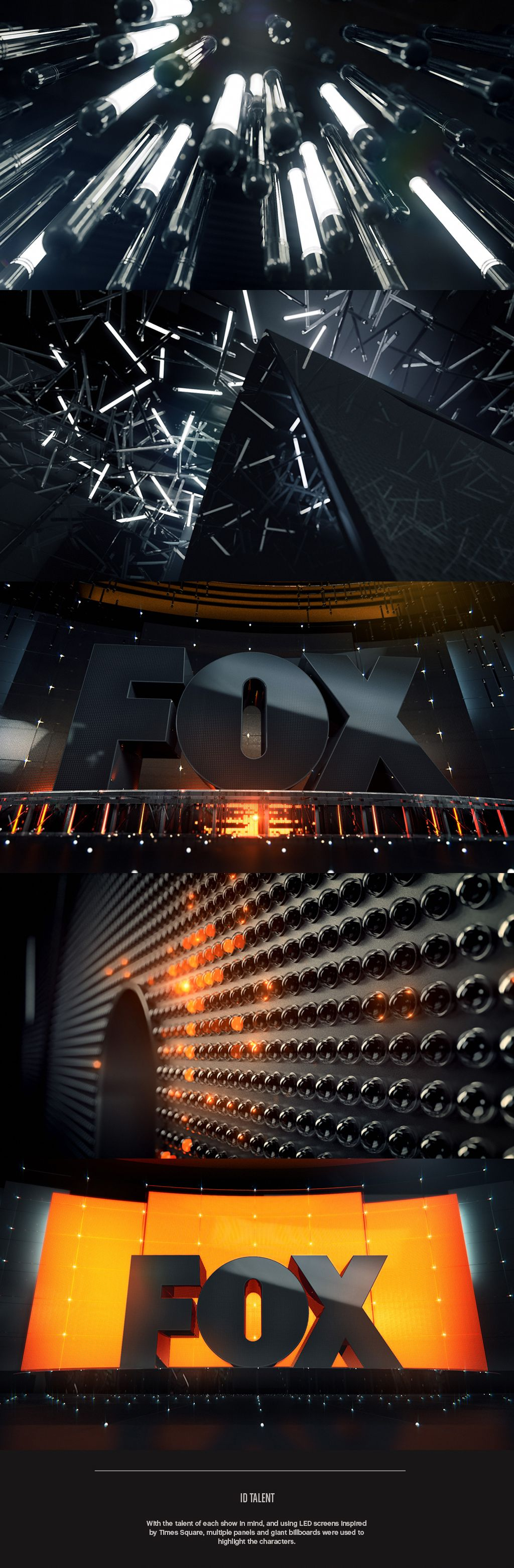 Fox case study superestudio animation design company for Super estudio