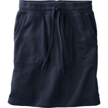 WOMEN IDLF SWEAT SKIRT