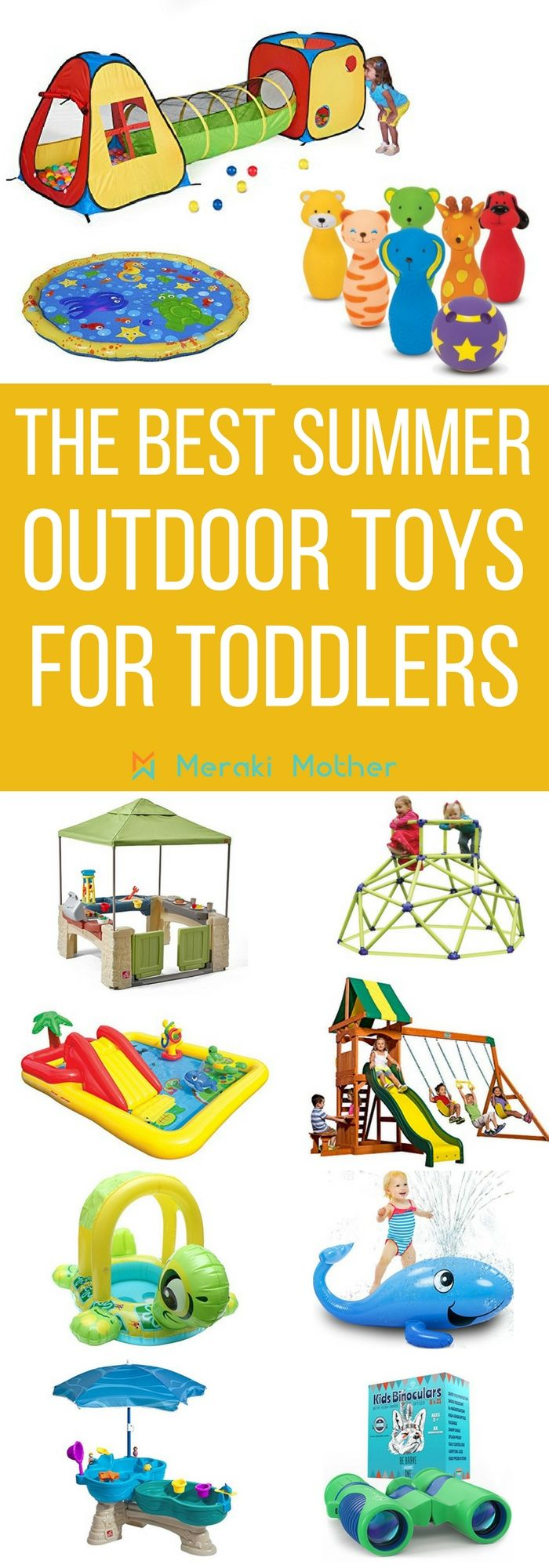 outside toys for 1 year old boy