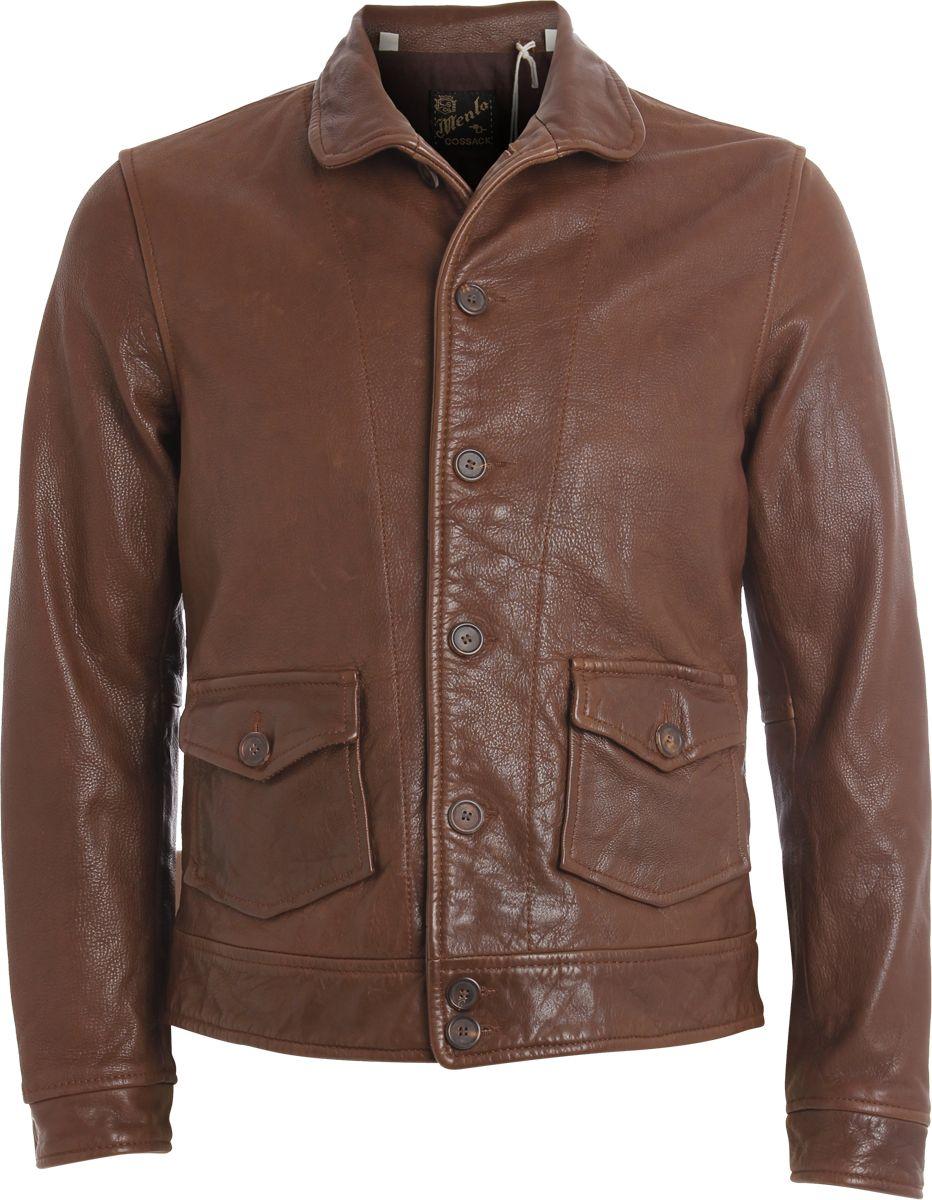 1930s Menlo Cossack Jacket From Lvc Menn