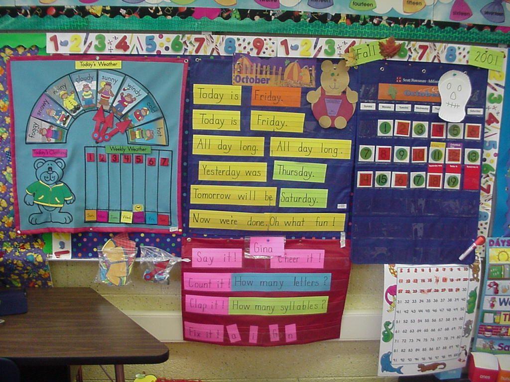 Maestros de coraz n decoraci n del aula i for Decoracion de aulas infantiles
