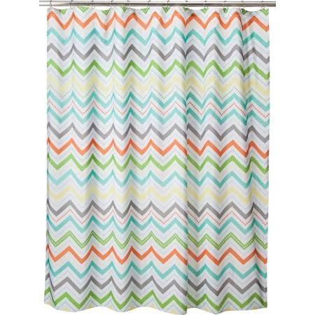 Circo Shower Curtain Chevron