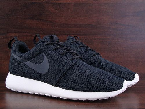 quality design 6d73e 24d3d Nike Rosherun Black Anthracite Sail Roshe Run