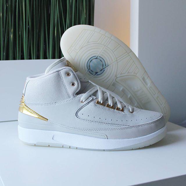 Go check out my Air Jordan 2 Retro Quai