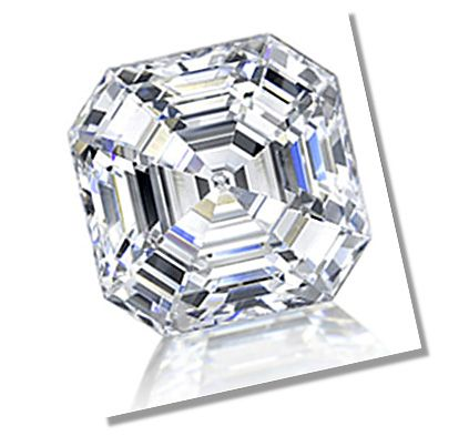 diamond get deal ring the royal ct engagement gold shop halo asscher tw white in