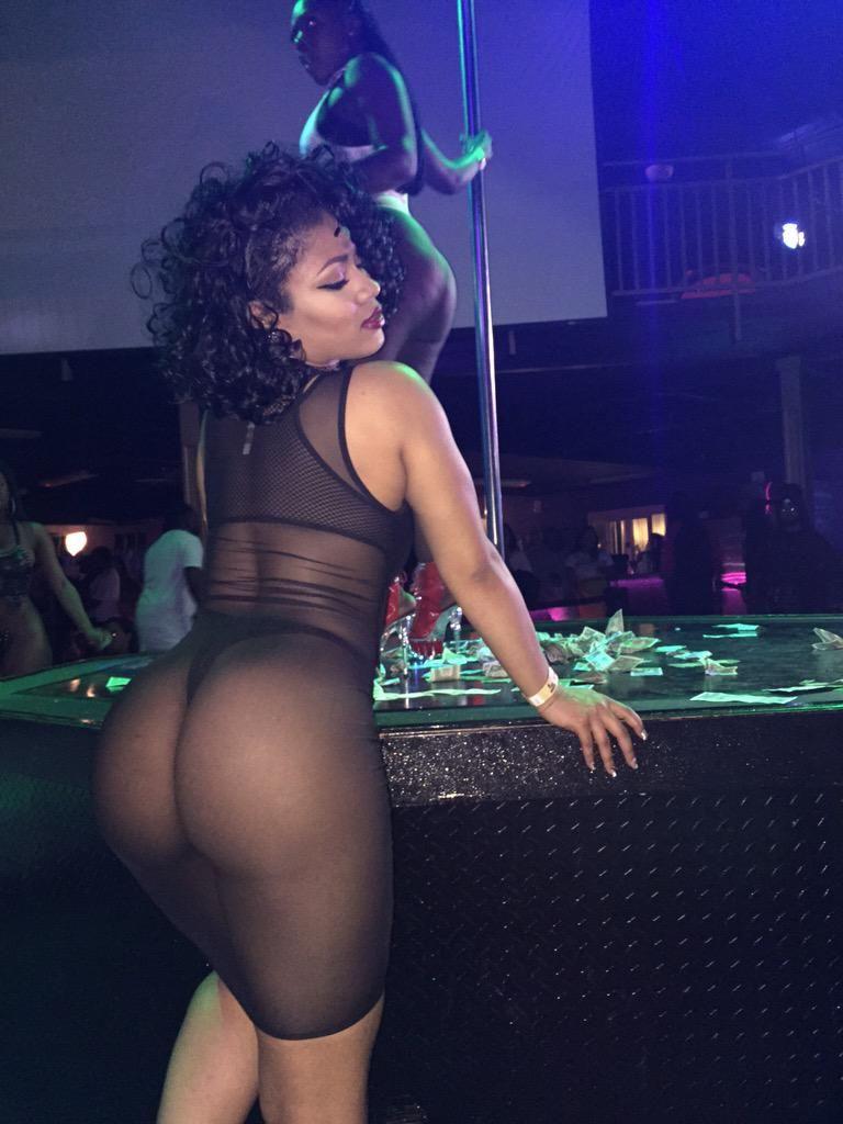 Hot Black Girl Lap Dance