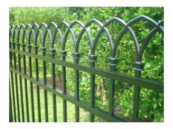 Aluminum Fences Direct Is A Wholesale Distribution Company Designed To Meet The 1000 In 2020 Aluminum Fence Backyard Fences Fence Landscaping