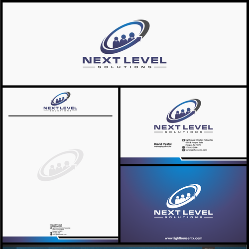 Next Level Solutions - Create a cutting edge Life Coaching logo for Next Level Solutions!