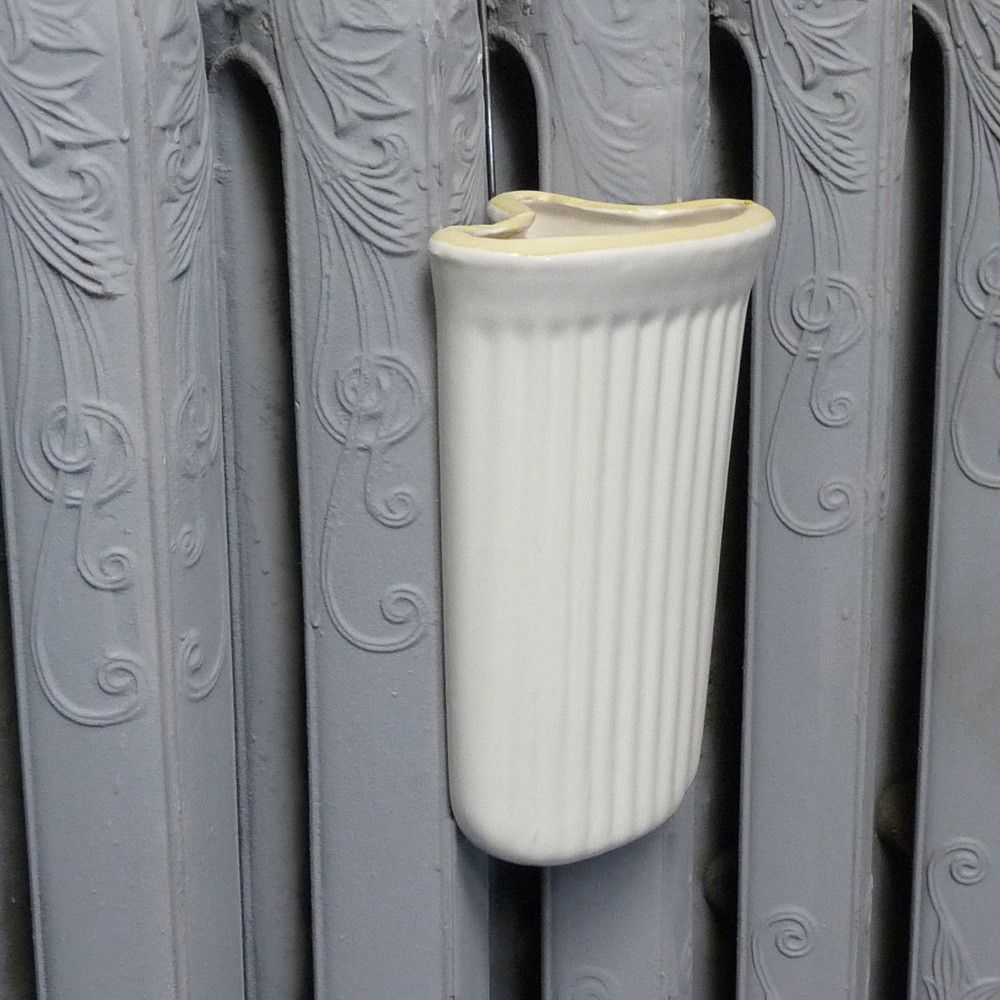 Hanging ceramic radiator humidifier - need some of these for our old cast  iron radiators!