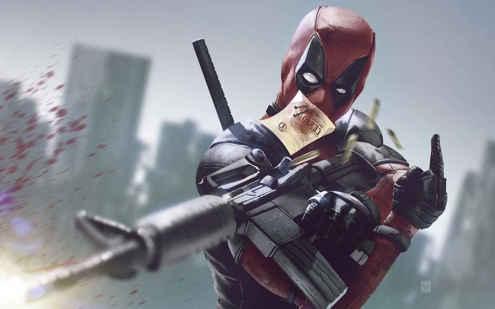 Deadpool Ryan Reynolds Wallpaper Full Hd Deadpool Movie