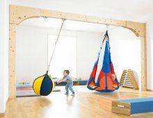 Bewegungsraum 1-3 - Bewegen - Raumkonzepte - Kinder unter 3 - Wehrfritz GmbH #kitaräume