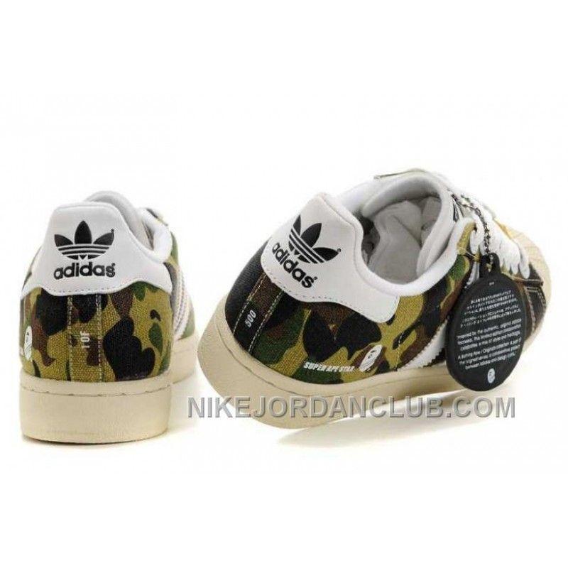 adidas superstar camouflage schoenen