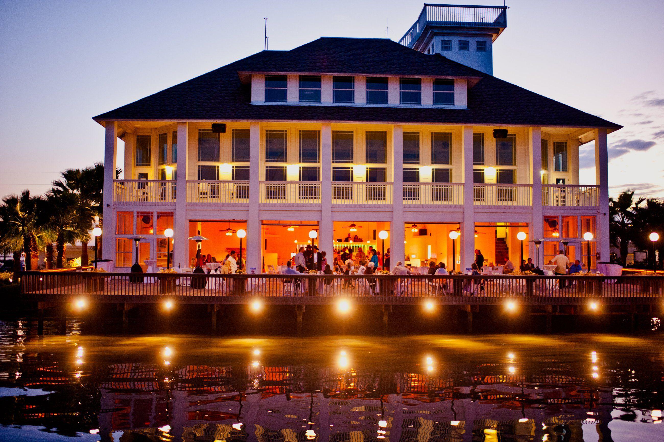The Venue Mansion By Sea Texas Beach Weddings