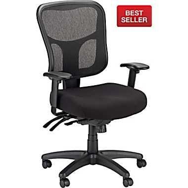 Tempur Pedic Tp8000 Mesh Task Chair Tp8000 Office Chair