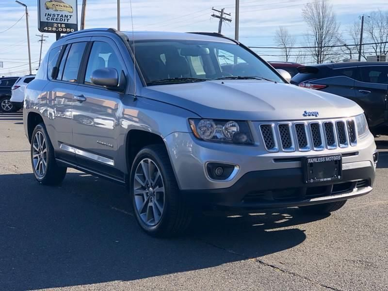 2016 Jeep Compass High Altitude 4x4 4dr Suv 2020 Jeep Compass